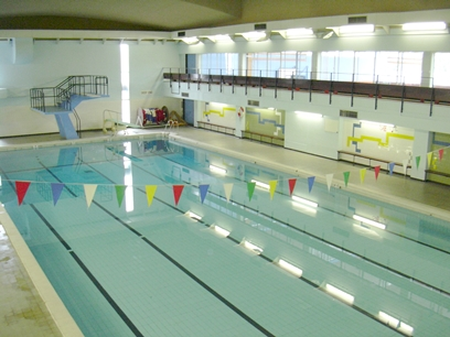 Information on sports facilities at dean close school venues at dean close school for Deans high school swimming pool